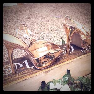 Andrea heels color pink Golden